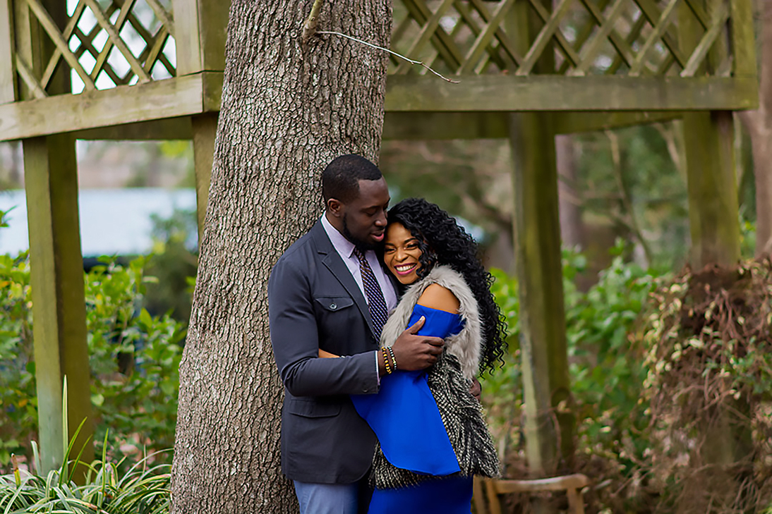 Outdoor Engagement Session