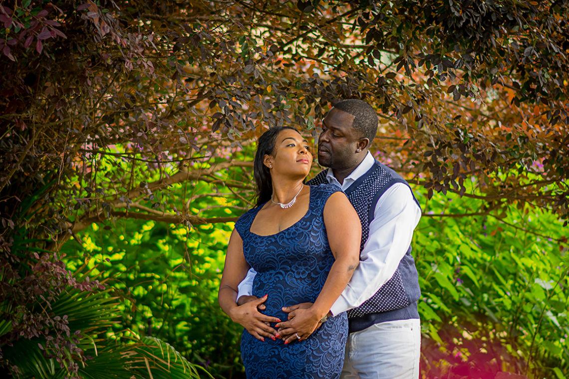 Affordable Houston Wedding Photography: Darrell & Paula Summer Engagement