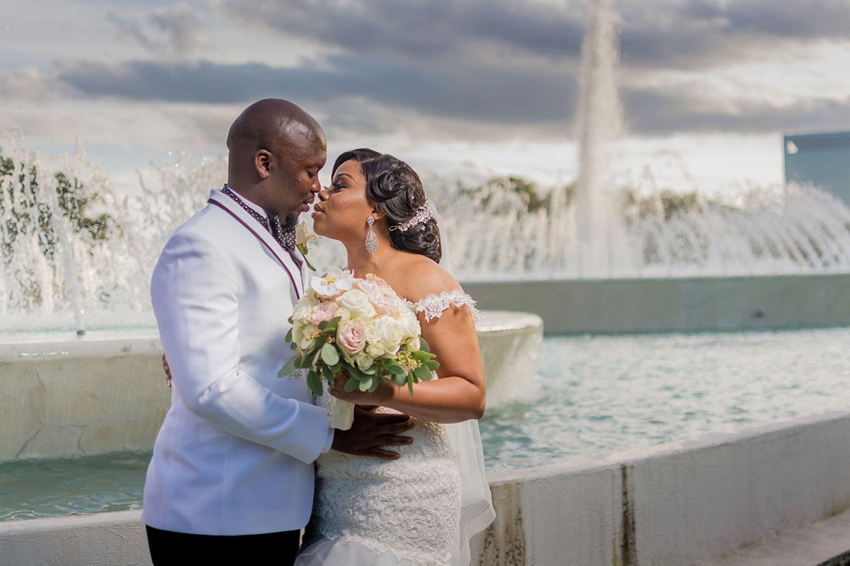 Affordable Houston Wedding Photography: Ezindu + Douye's Wedding
